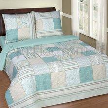 """Комплект постельного белья """"Мелисса"""" + размеры с простыней на резинке"""