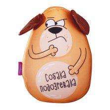 """Игрушка-подушка """"Собака Подозревака"""""""