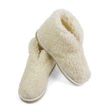 "Обувь ""Бабуши Уют"" Эконом Белый"