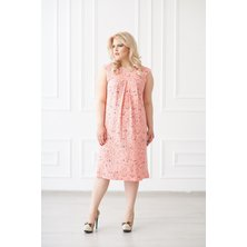 Платье арт. 19-0138 Персиковый