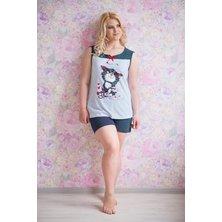Жен. пижама арт. 19-0154 р. 42