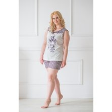 Жен. пижама арт. 19-0155 р. 42