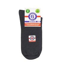 Муж. носки арт. 12-0121 Черный р. 39-40