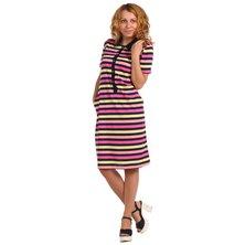 Жен. платье арт. 16-0397 Розовый р. 50