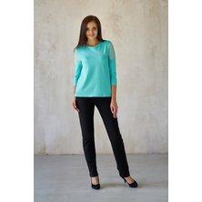 Блуза арт. 19-0182 Ментол