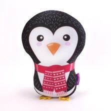 "Игрушка-подушка ""Ребятюшки Пингвинюшки"" Красный"