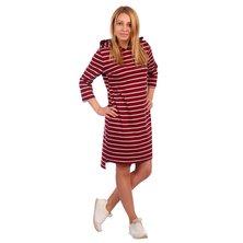 Платье арт. 16-0460 Бордовый