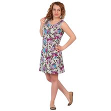 Платье арт. 16-0514 Голубой