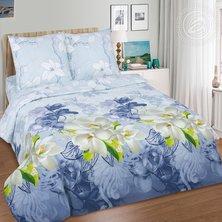 """Комплект постельного белья """"Лейла"""" + размеры с простыней на резинке"""
