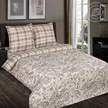 """Комплект постельного белья """"Ода"""" + размеры с простыней на резинке"""