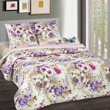 """Комплект постельного белья """"Памела"""" + размеры с простыней на резинке"""