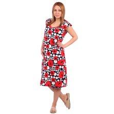 Платье арт. 16-0519 Красный