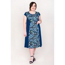 Платье арт. 19-0278 Индиго