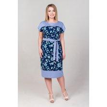 Платье арт. 19-0139 Лаванда
