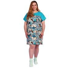 Платье арт. 16-0566 Изумрудный