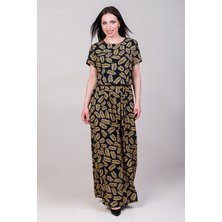 Платье арт. 19-0140 Бежевый
