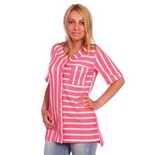 Блуза арт. 17-0023 Коралл