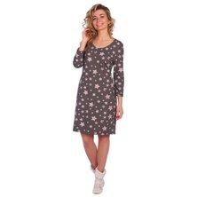 Платье арт. 16-0547 Коричневый