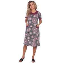 Платье арт. 16-0667 Марсала