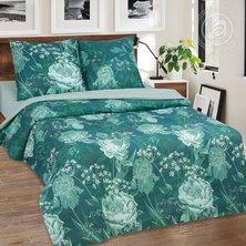 """Комплект постельного белья """"Калипсо"""" + размеры с простыней на резинке"""
