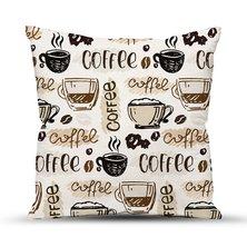 """Подушка """"Чашка кофе"""""""