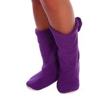 """Обувь """"Угги"""" Фиолетовый"""