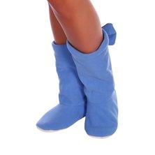 """Обувь """"Угги"""" Голубой"""