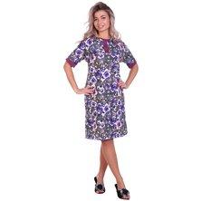 Платье арт. 16-0690 Фиолетовый
