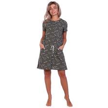 Платье арт. 16-0694 Хаки