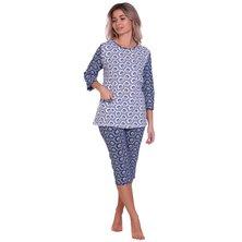 Пижама арт. 16-0705 Синий