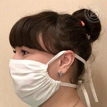 Защитная маска арт. 01-1033 Белый