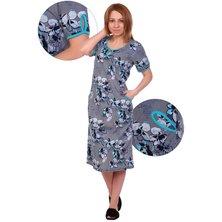 Платье арт. 17-0128 Бирюзовый