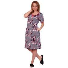 Платье арт. 17-0128 Малиновый