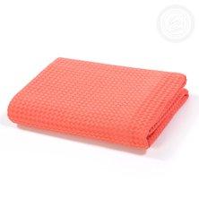 Вафельное полотенце арт. 01-1084 Коралловый