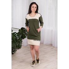 Платье арт. 19-0247 Хаки