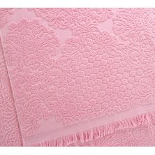 """Полотенце """"Монако"""" Розовый"""