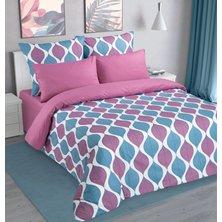"""Комплект постельного белья """"Elin Pink"""""""
