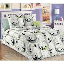 """Комплект постельного белья """"Веселые панды"""""""