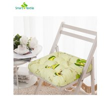 "Подушка на стул ""Авокадо"""