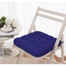 """Подушка на стул """"Фиолет"""""""