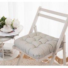 """Подушка на стул """"Лен"""""""