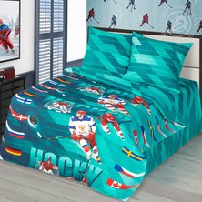 """Комплект постельного белья """"Хоккей"""""""