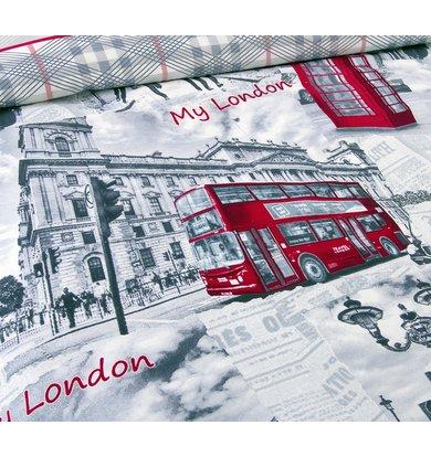 Комплект белья «Лондон» перкаль