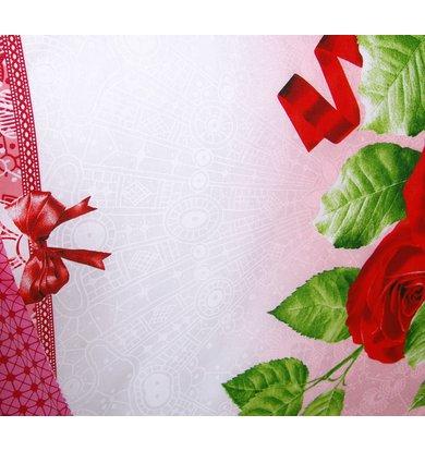 """Комплект """"Розы"""" Красный"""