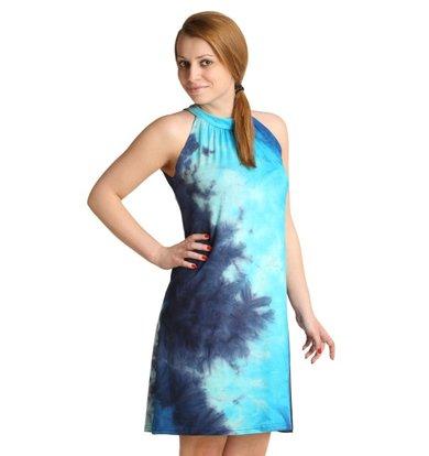 """Женское платье """"Стелара"""" Голубой"""