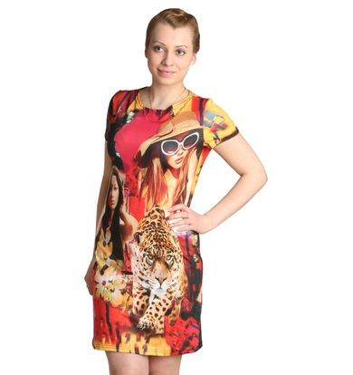 """Женская туника-платье """"Ширен"""""""