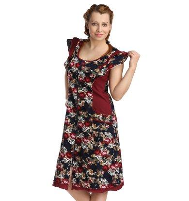 Женский халат «Агафья»