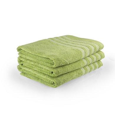 "Полотенце ""Карамелька"" Зеленый"