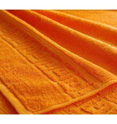 """Полотенце """"Греко"""" Оранжевый"""