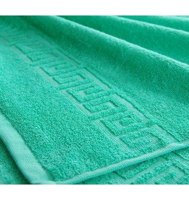 """Полотенце """"Греко"""" Зеленый"""